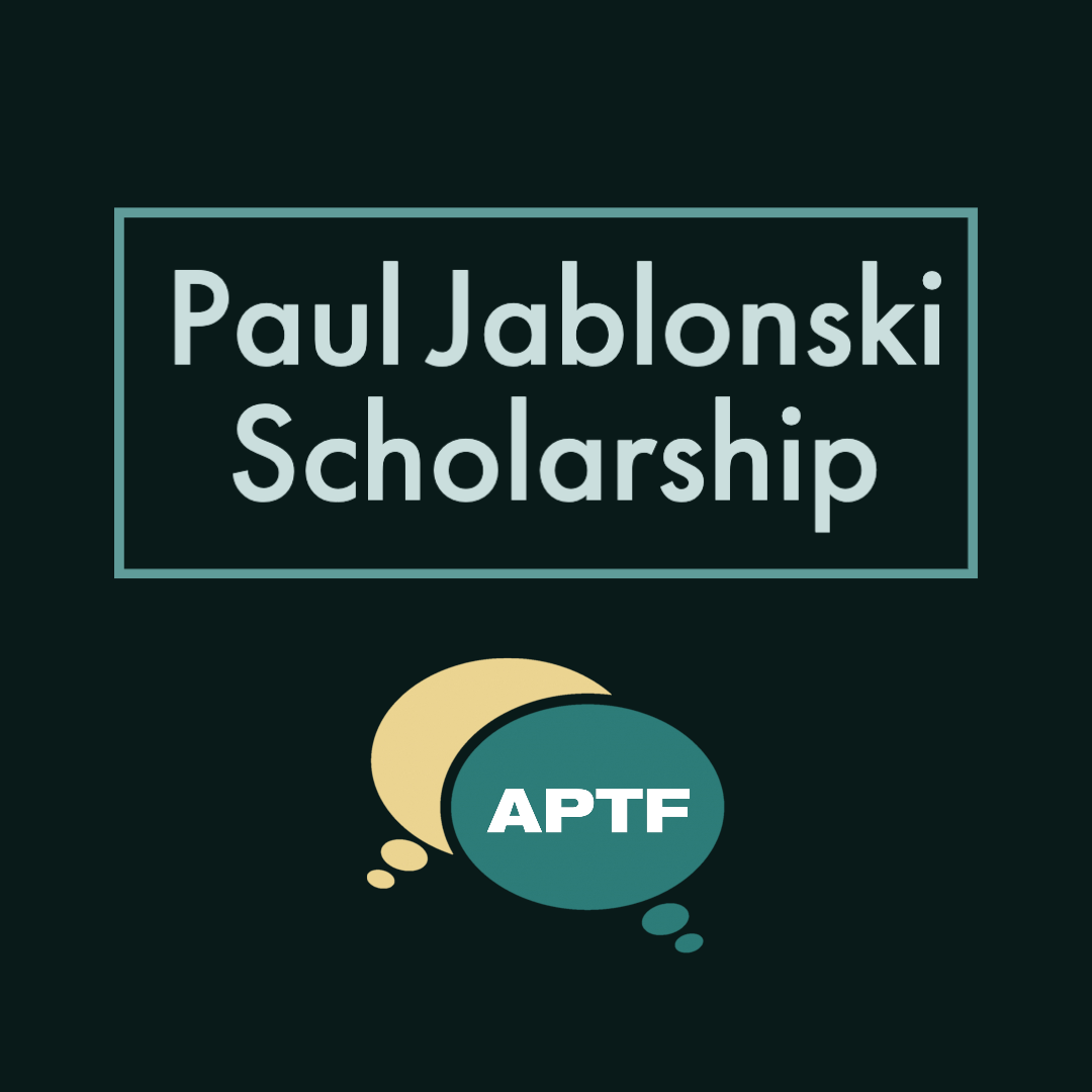 Paul Jablonski Scholarship