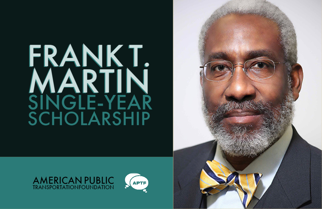 Frank T. Martin Single-Year Scholarship