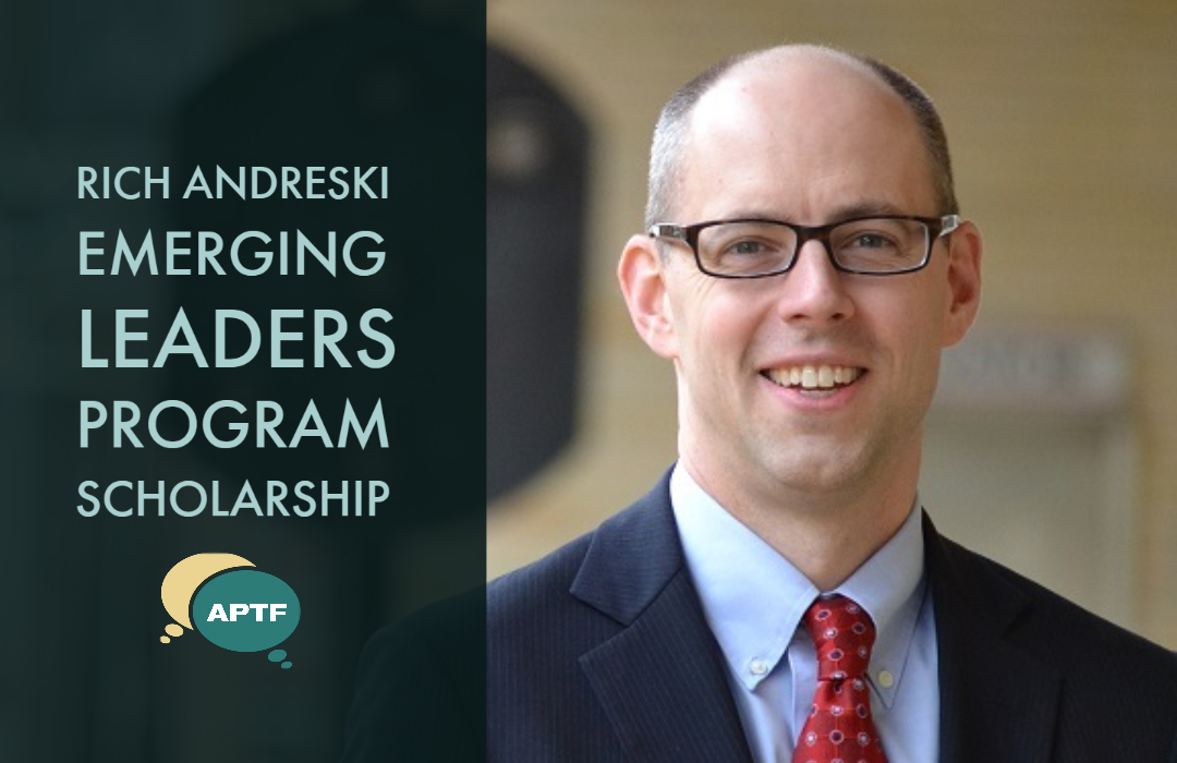Rich Andreski Emerging Leaders Program Single-Year Scholarship